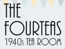 The Four Teas 1940s Tea Room