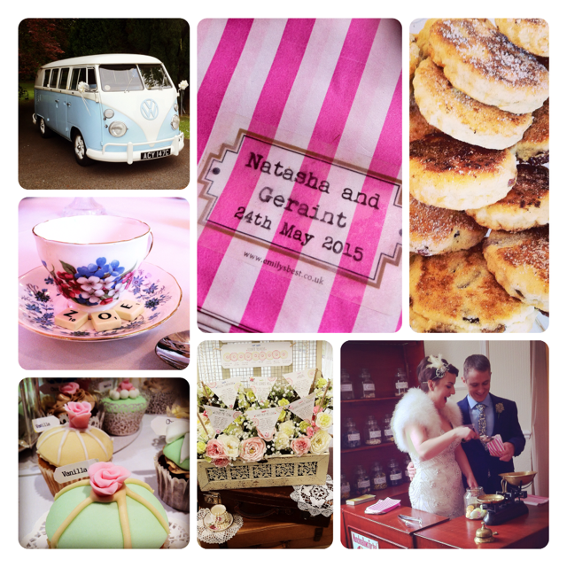 Welsh Wedding with Welsh Cakes May 2015